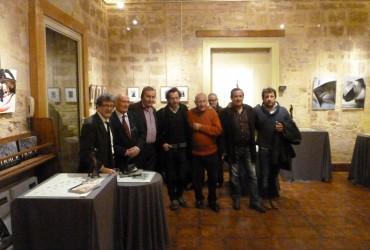 A la galerie Reno (Montpellier)